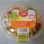 Salade Poulet crudité Claude léger