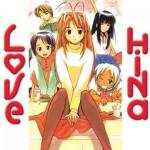 Love Hina Le manga