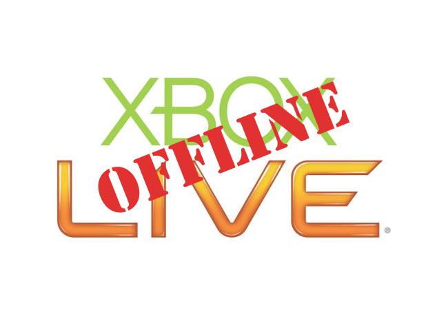Xbox live dans la panade for Porte xboxlive