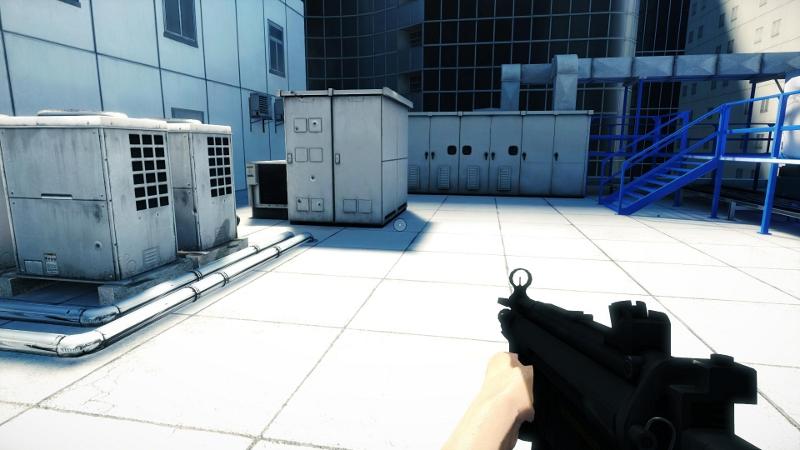 MirrorsEdge gun