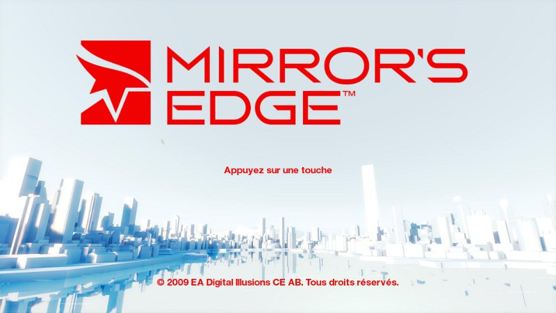 MirrorsEdge titre
