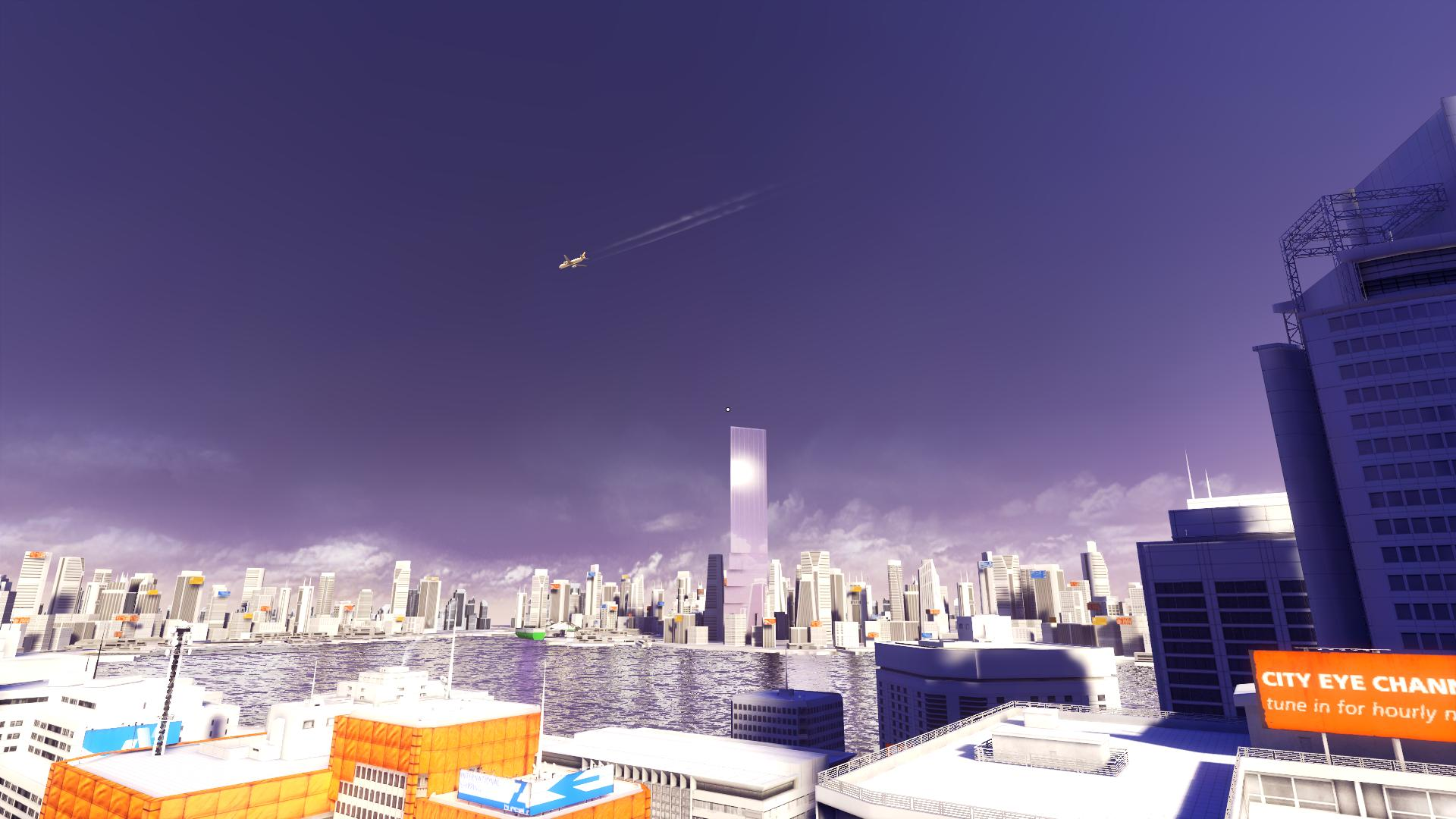 MirrorsEdge panorama