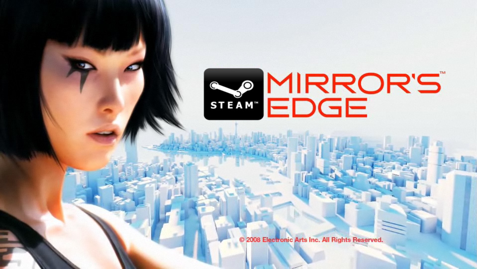 Mirror's Edge en promo sur Steam!