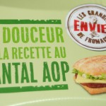 Les envies de fromages Mc DO