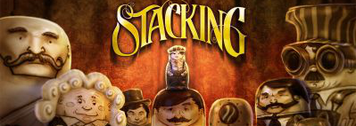 Stacking logo