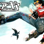 Air gear, c'est fini!