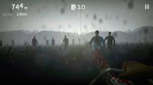 La tronçonneuse, un incontournable de toute zombie party! :)